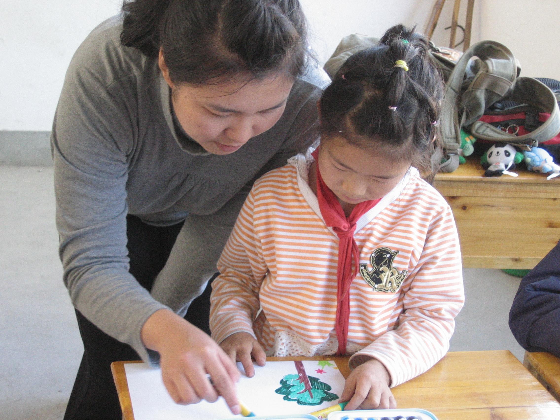 中国平安希望小学支教行动
